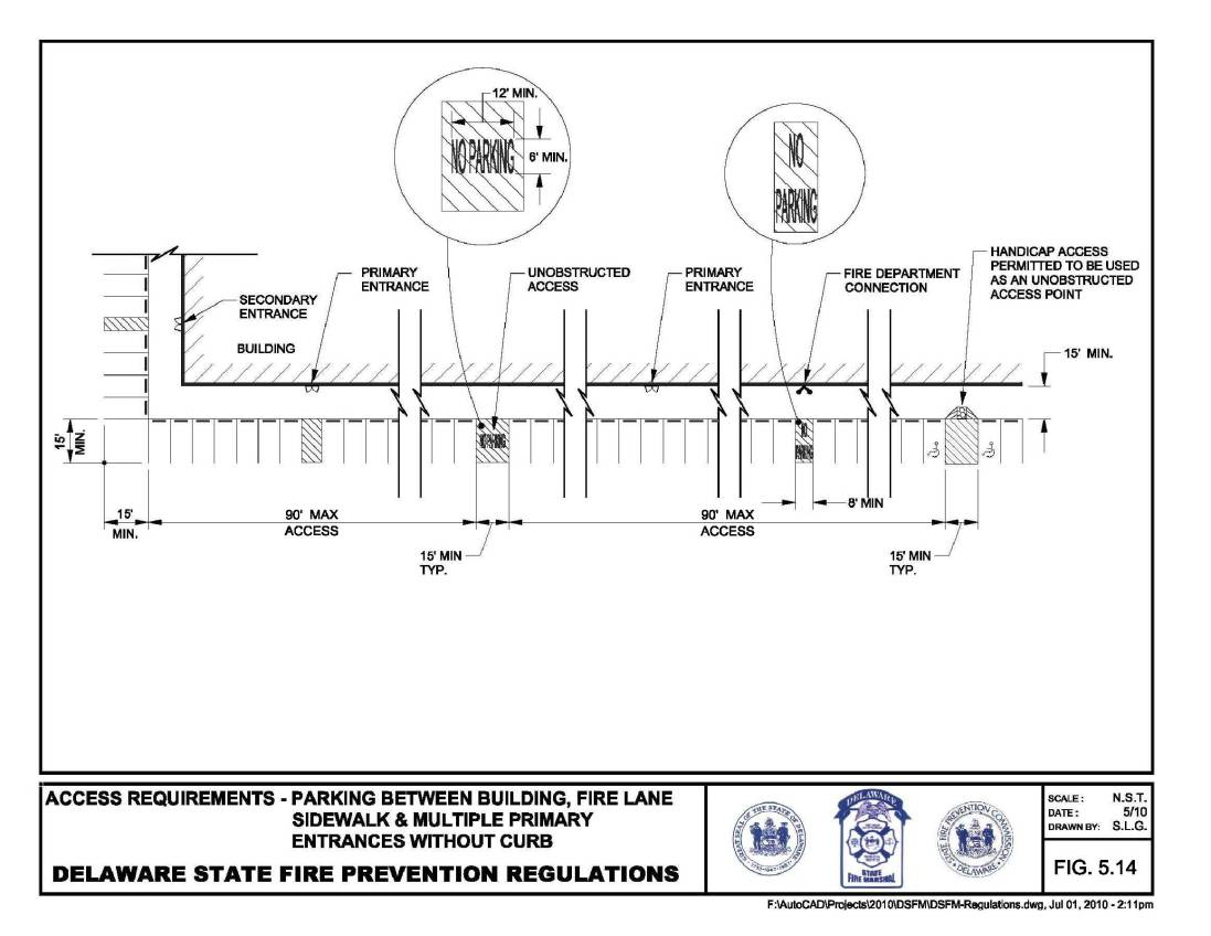 705 General Fire Safety Outdoor Signs America Wiring Diagram 16 De Reg 620 12 01