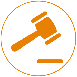 Laws of Delaware - Gavel Icon