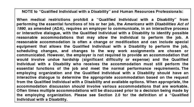 2007 Disability Insurance Program Rules And Regulations